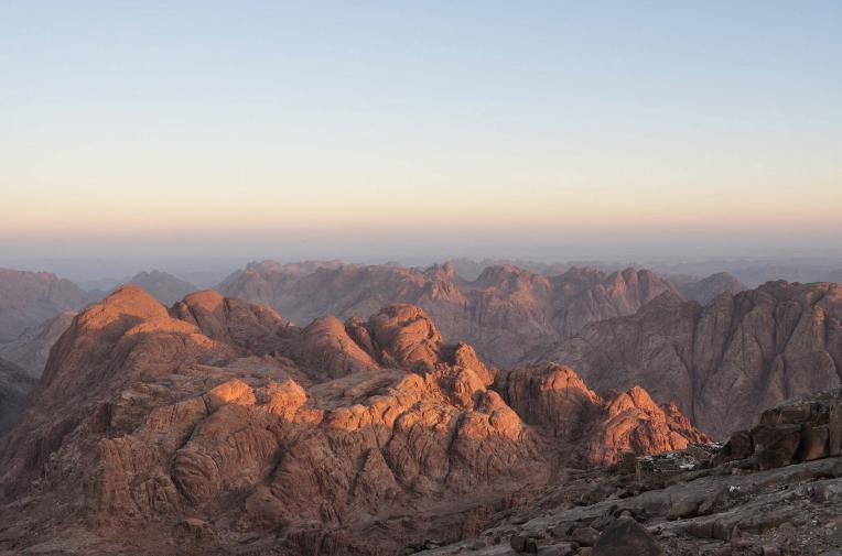 Sinaï-mont