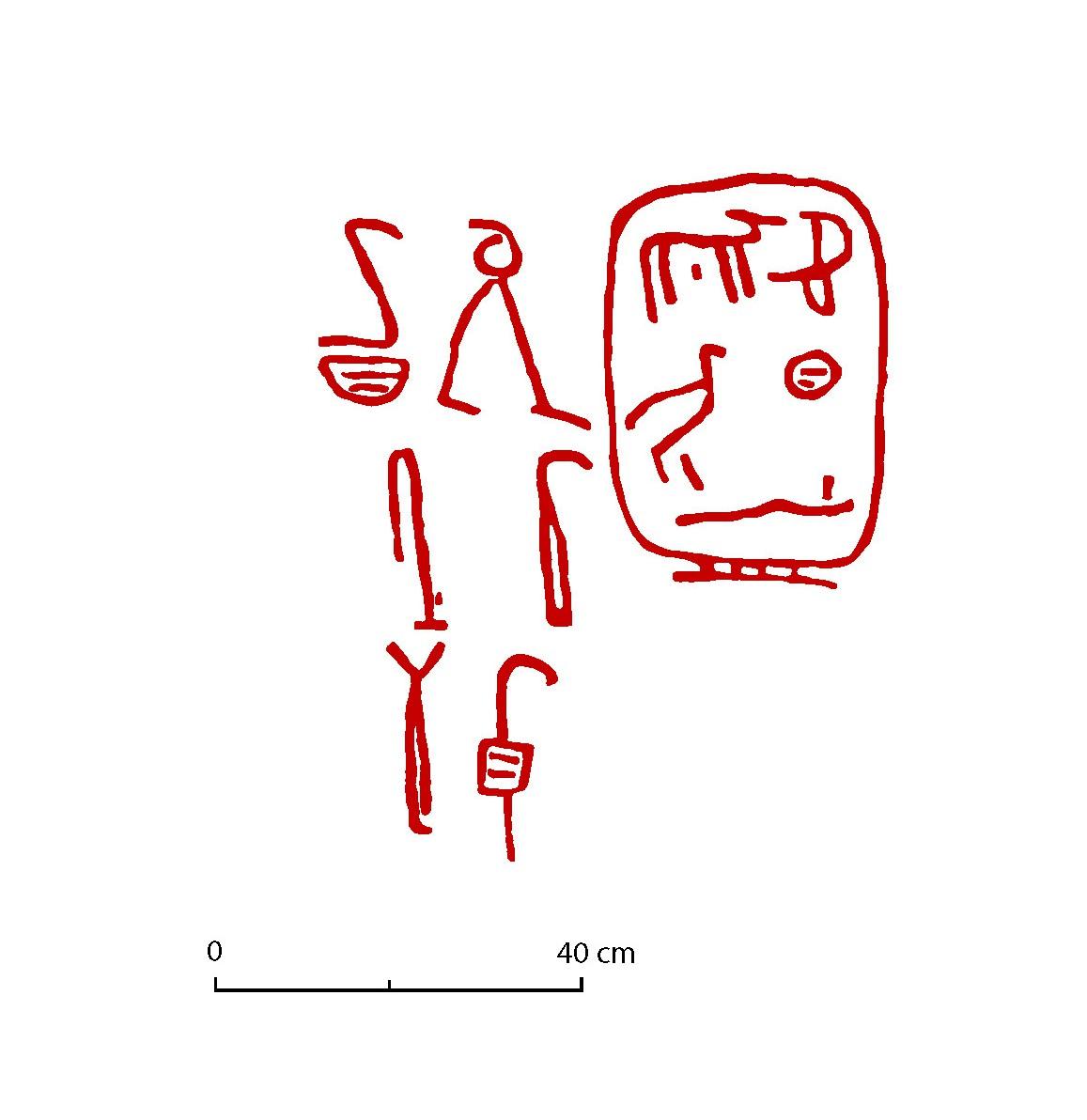 Fig. 5 - Marque de contrôle